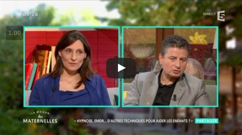 """"""" Le petit tapping — L'EFT des enfants sur France 5 """""""