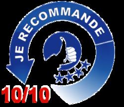 Formation EFT recommandée 10/10
