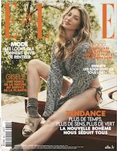 Geneviève Gagos répond aux questions de Julie Pujols Benoit pour les lecteurs du magazine ELLE