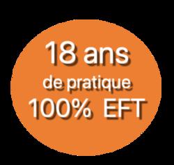 Geneviève Gagos, pratique EFT certifiée par Gary Craig, 18 ans de pratique 100 % EFT, conceptrice et formatrice experte certifiée CNEFOP