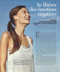 eft santé magazine - Geneviève Gagos
