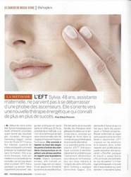 Psychologie Magazine : la méthode EFT - Geneviève Gagos
